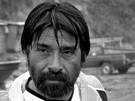 portraits: chilean - ritratti: chilean