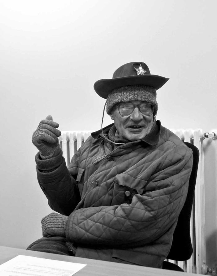 portraits : a little cowboy - ritratti:   a little cowboy