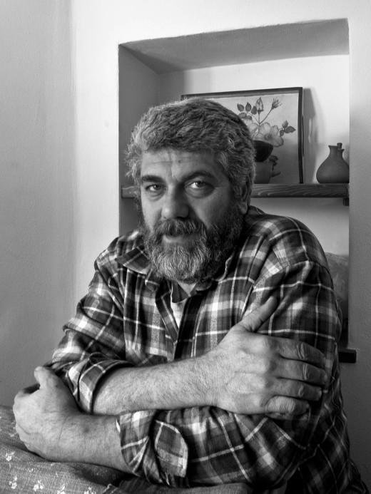 portraits: Piergiorgio - ritratti: Piergiorgio