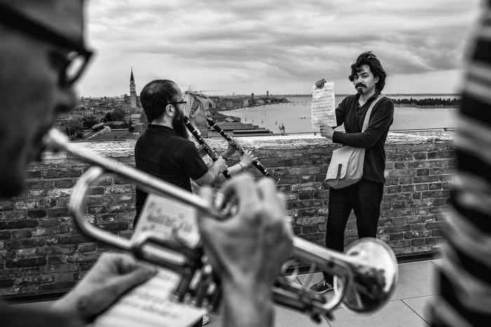 "Performaces - Music: ensemble ""Novamusica"""